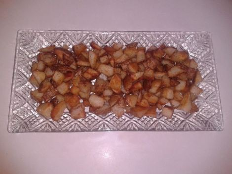The Roasted Hash Browns