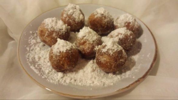 The Cream Cheese Doughnut Balls